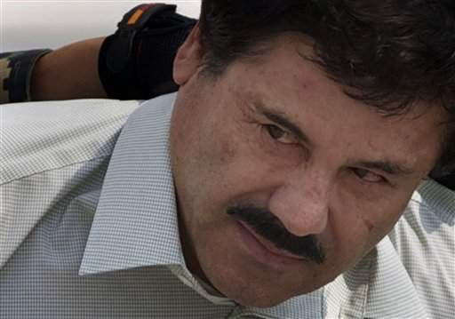 World's Most-Wanted Drug Lord Chapo Guzman Recaptured