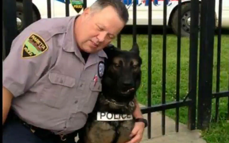 Marietta offers compromise so officer can keep K-9 partner