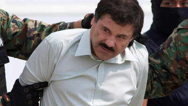 Mexico plans to extradite 'El Chapo' to US