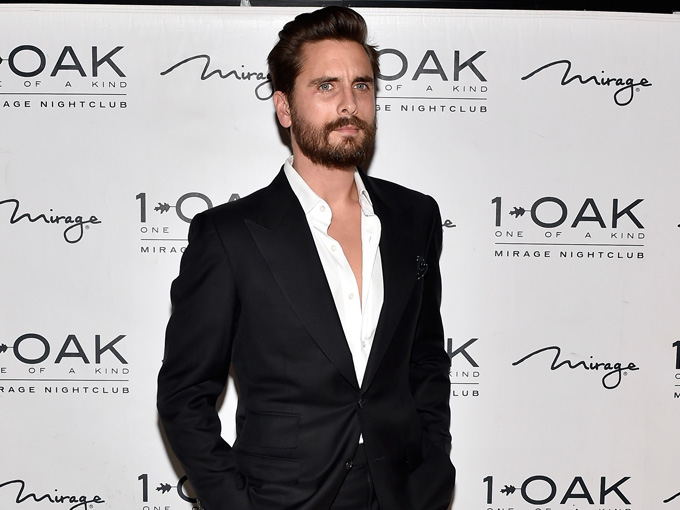 Scott Disick PDA With New Swedish Model Girlfriend